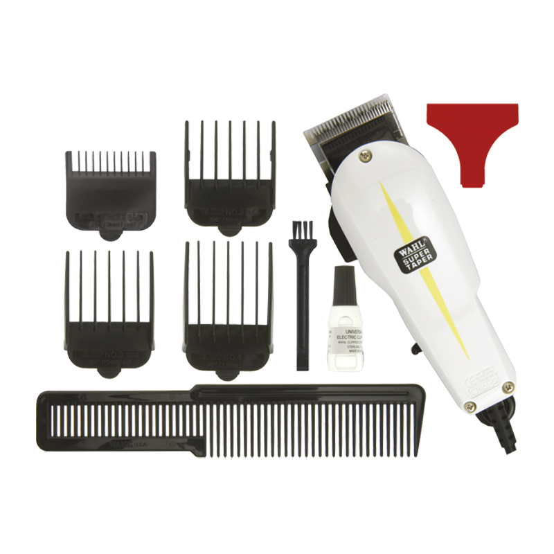 Tosatrice Wahl Cordless Super Taper Kit