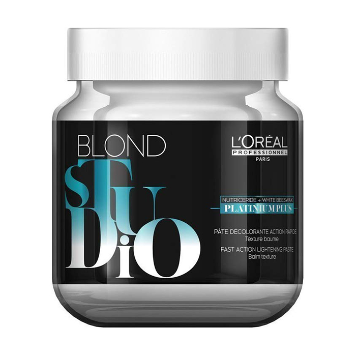 Oreal Platinum Plus Blond Studio Pasta Decolorante 500Gr.