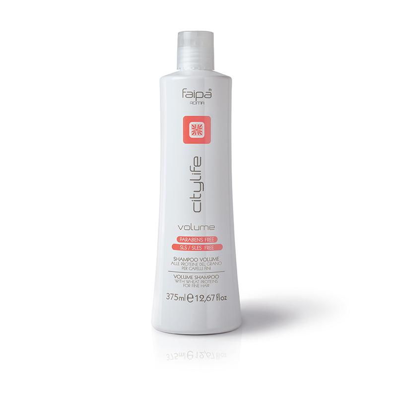 City Life Volume Shampoo 375 ML