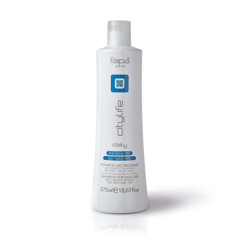 City Life Daily Hair Shampoo 375 ML