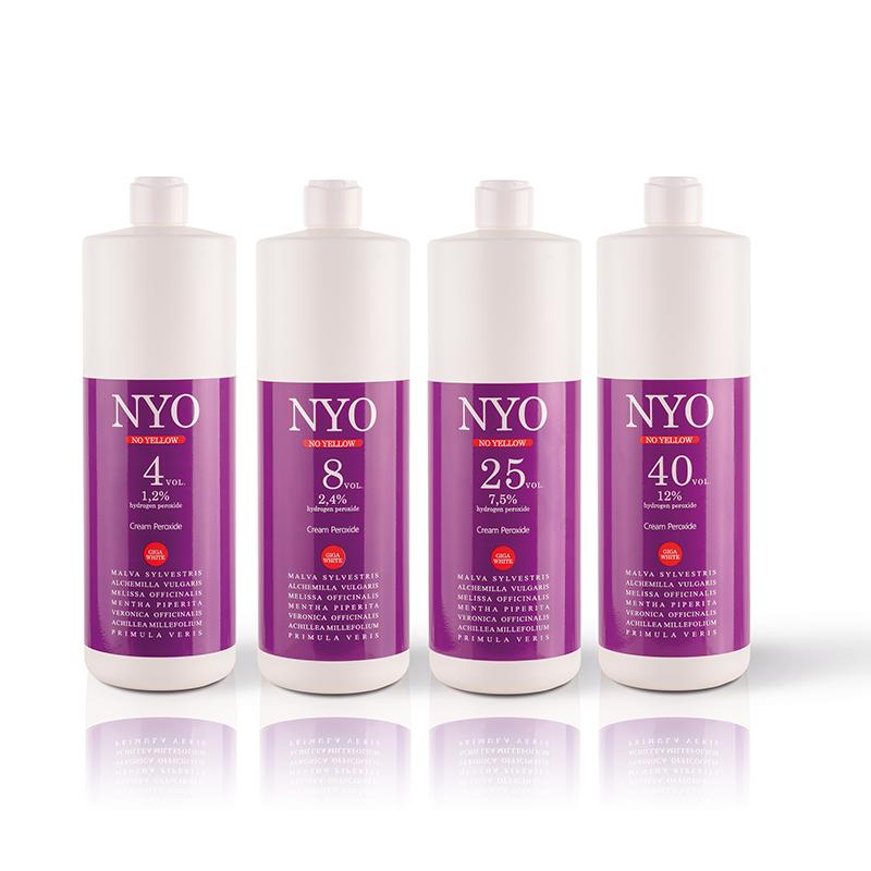 NYO Cream Peroxide 1000ml Marchio Faipa
