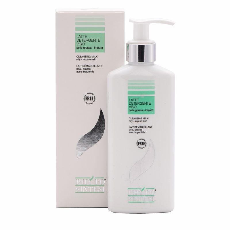 Phytosintesi Latte Detergente Pelle Impura/Grassa 200ML