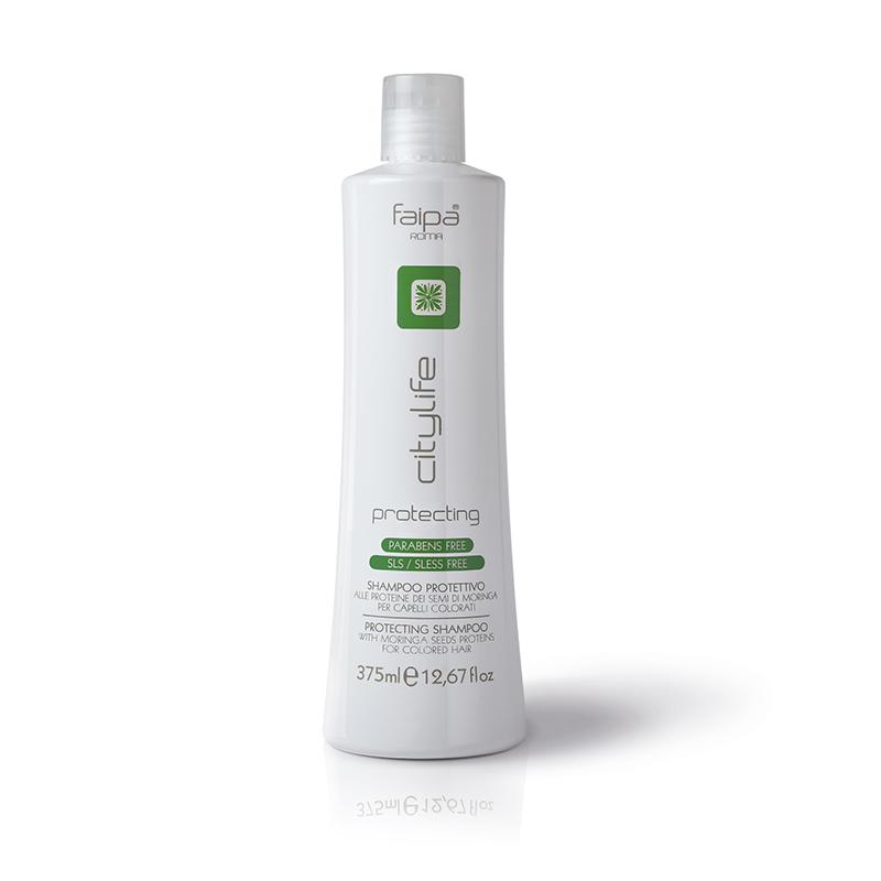 City Life Protecting Shampoo 375ML