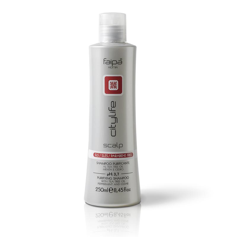 City Life Scalp Shampoo Purificante