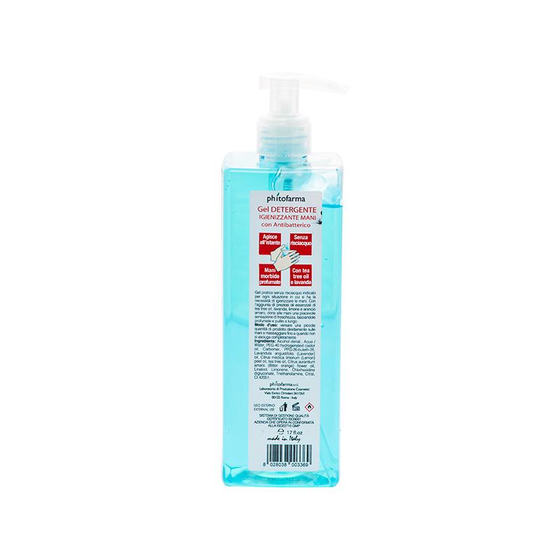 Disinfettante Mani Igienizzante Antibatterico 200ML Covid-19