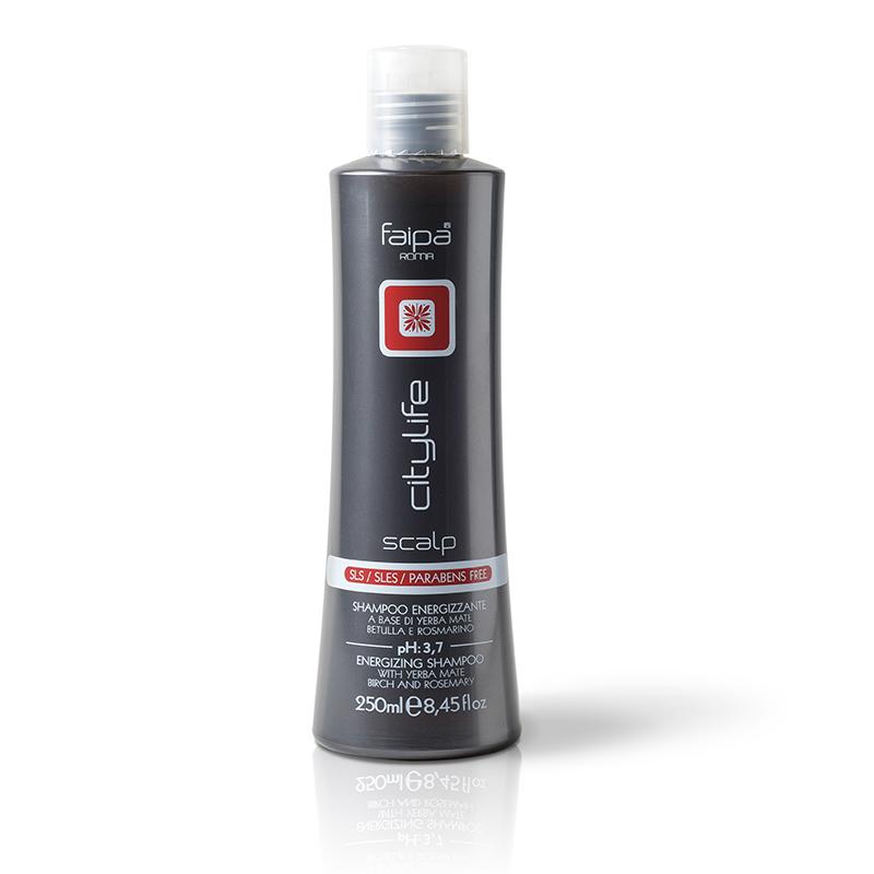 City Life Scalp Shampoo Energizzante