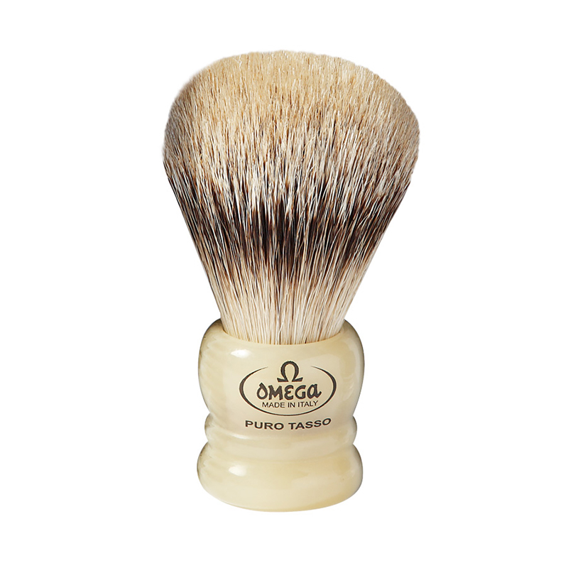 Pennello Da Barba Omega 599 In Tasso Super