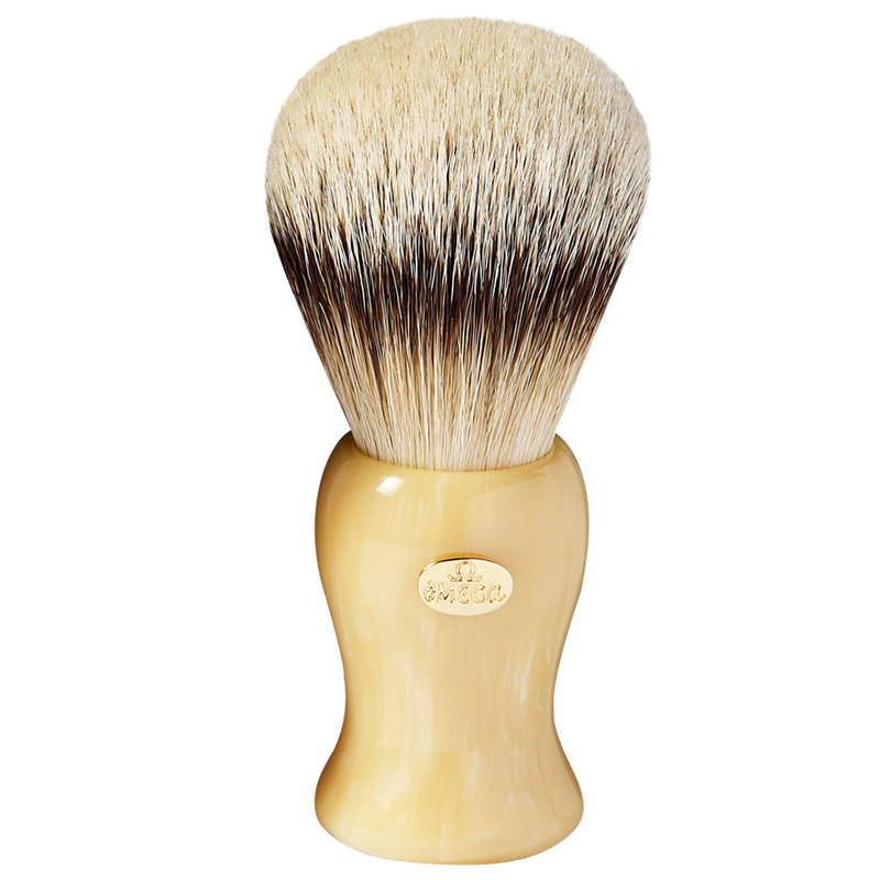 Pennello Da Barba Omega 6213 In Tasso Super