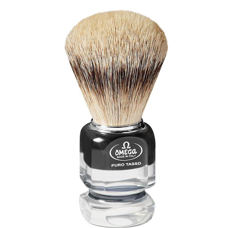 Pennello Da Barba Omega 626 In Tasso Super