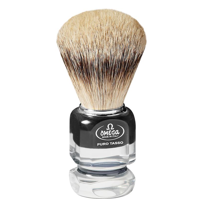 Pennello Da Barba Omega 626 In Tasso Super