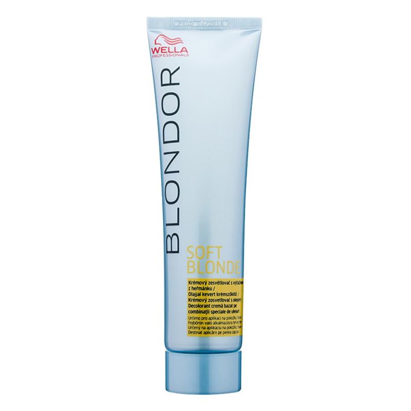 Wella Blondor Soft Blonde Cream 200Gr
