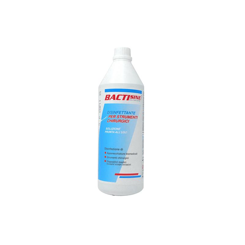 Bactisine Alcolico 2000 Disinfettante Ferri E Strumenti