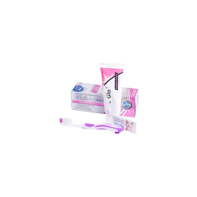 White Glo Sensitive Forte +
