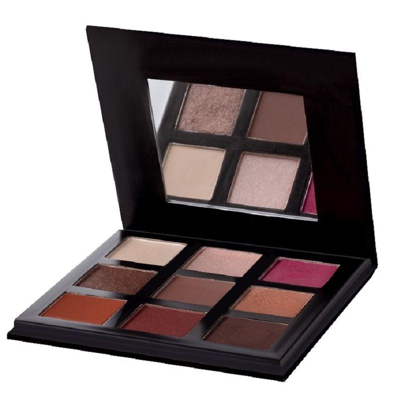 Nouba Clay Red Eyeshadow Palette N.1