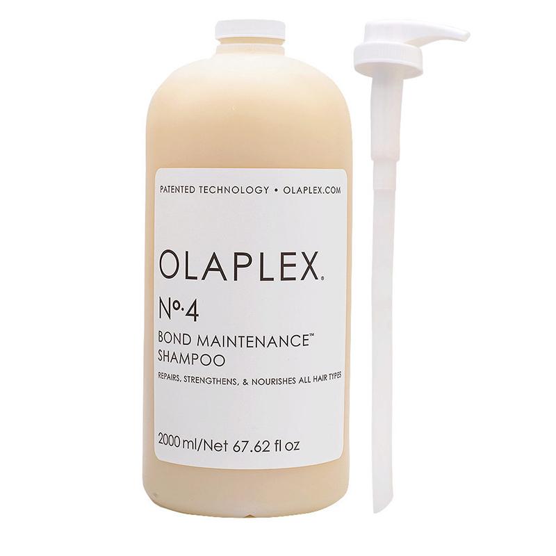 Olaplex N.4 Shampoo Ristrutturante per Capelli Rovinati