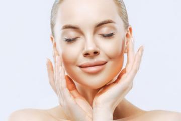 come curare la pelle del viso