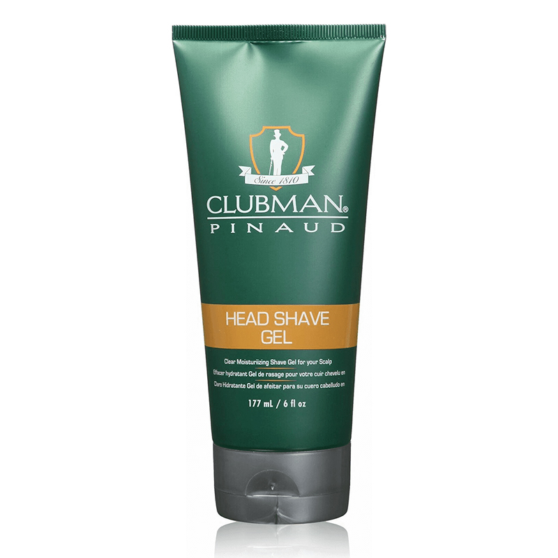 Clubman Pinaud Head Shave Gel 177ml