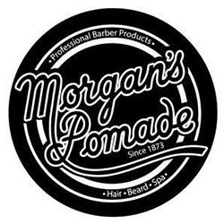 Logo Morgan's Pomade Casamaria Professional