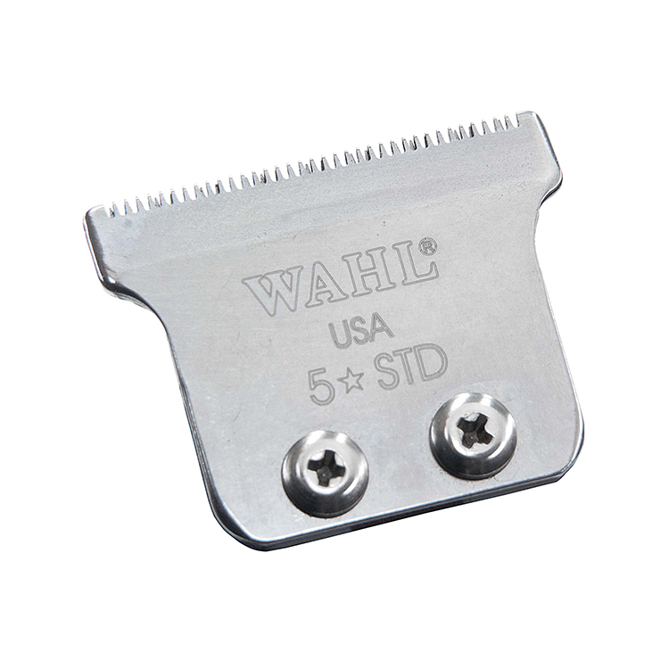 Wahl Testina T-Shape 0,4mm è una Testina per Detailer Standard e Hero con lunghezza di taglio 0,4 mm.