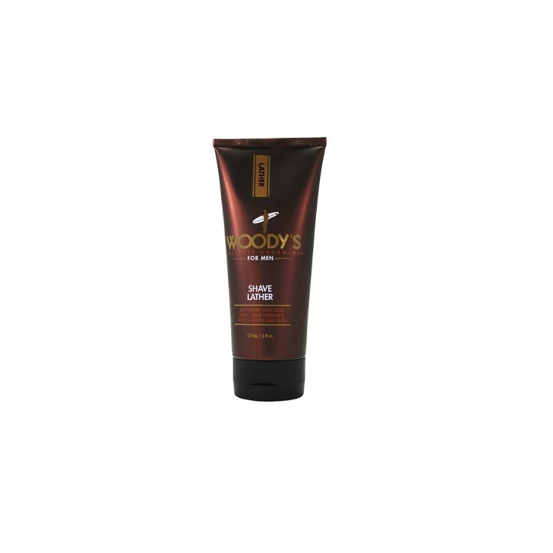 Woody's Shave Later 177mL - Crema Idratante Per Barba