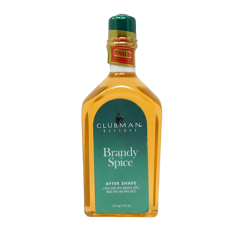 Clubman Pinaud After Shave Brandy Spice