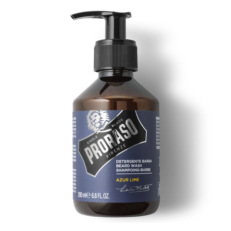Proraso Azul Lime Detergente Barba 200ml