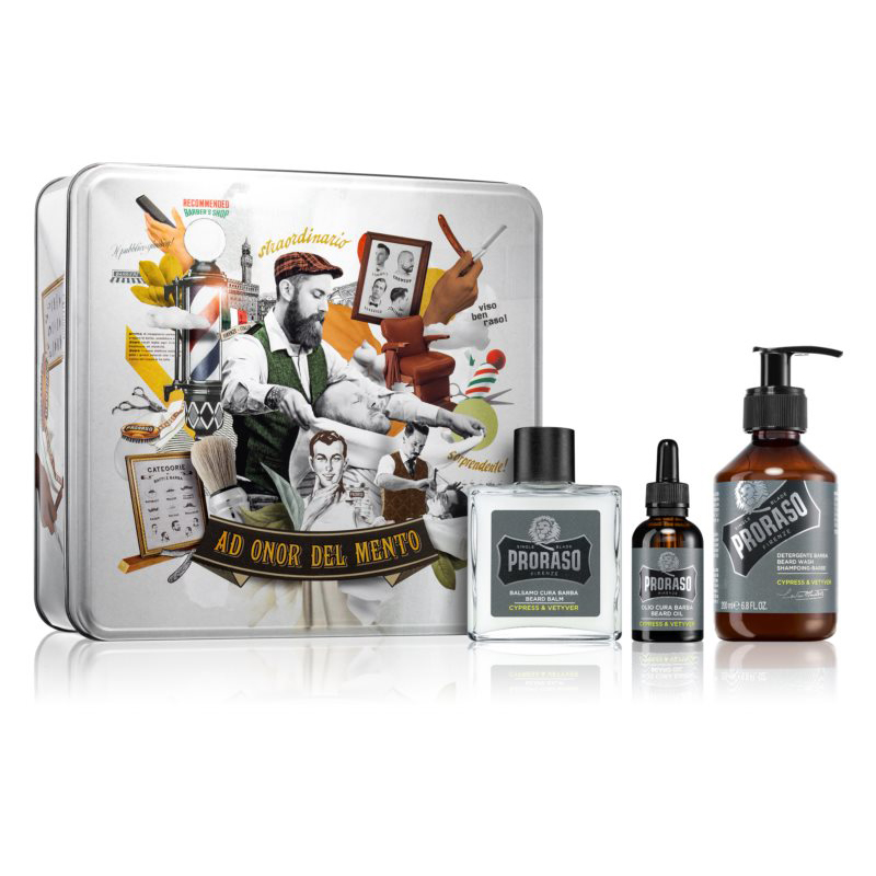 Proraso Kit Da Barba Cypress & Vetyver