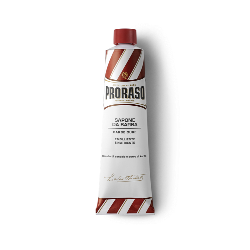 Proraso Sapone Da Barba In Tubo 150ml Linea Rossa