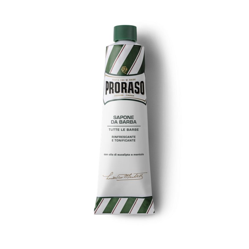 Proraso Sapone In Tubo Da Barba 150ml Linea Verde