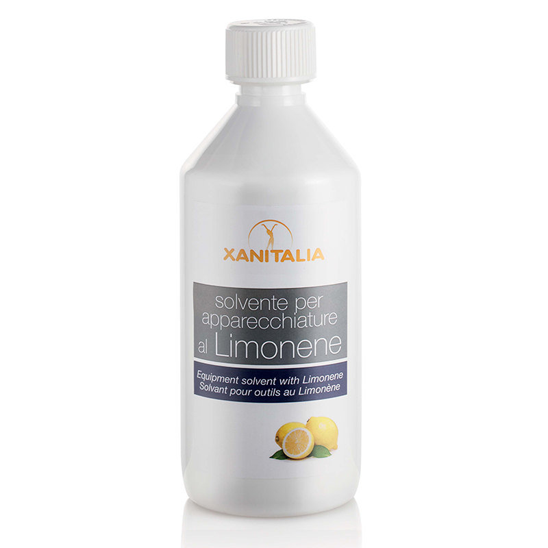 Solvente Per Apparecchiature Al Limonene 500ml