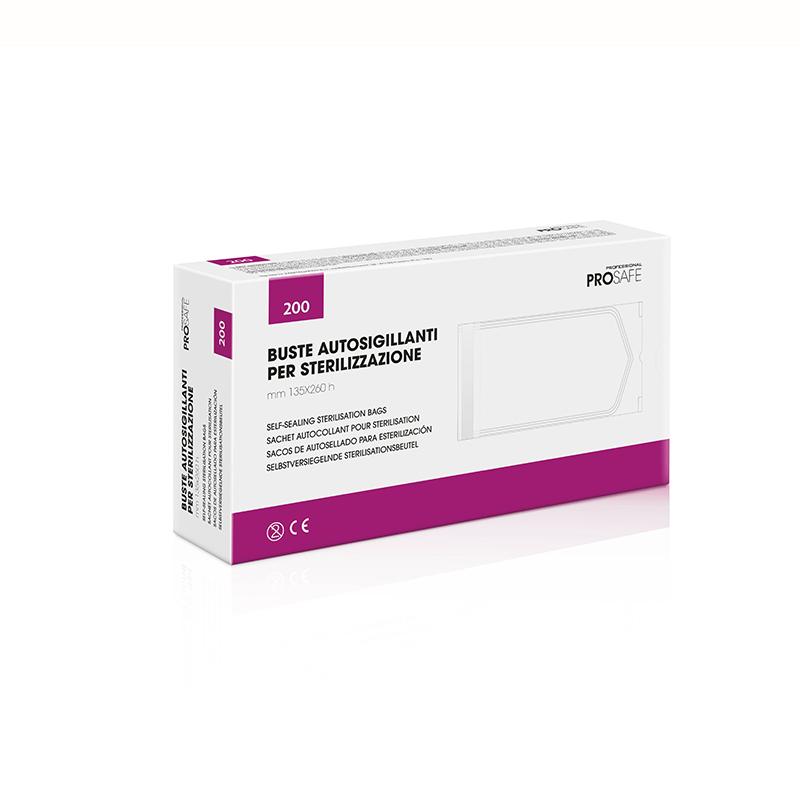 Buste Autosigillanti Per Sterilizzazione cm 13,5 x 26 h