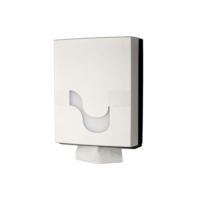 Dispenser Megamini White Asciugamani Piegati
