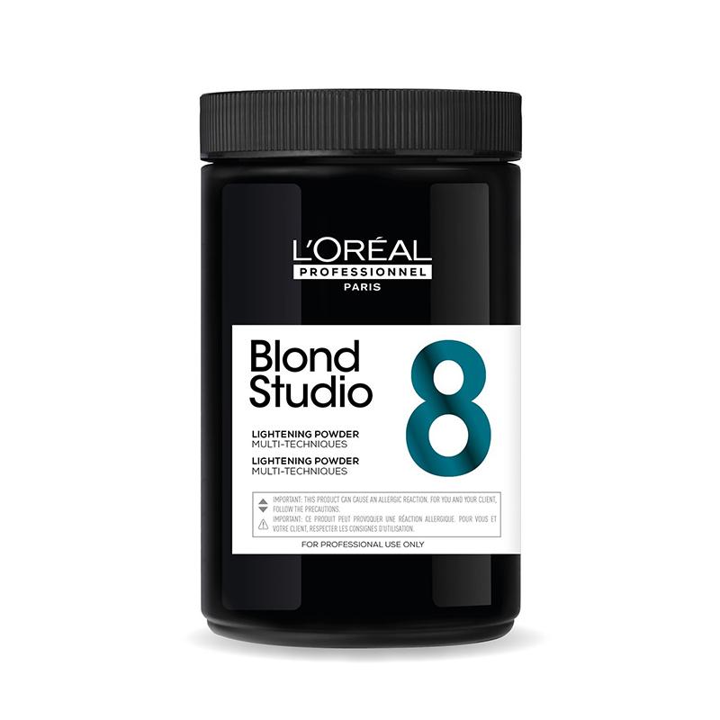 L'Oreal Blond Studio 8 Multi-Techniques Lightening Powder 500gr