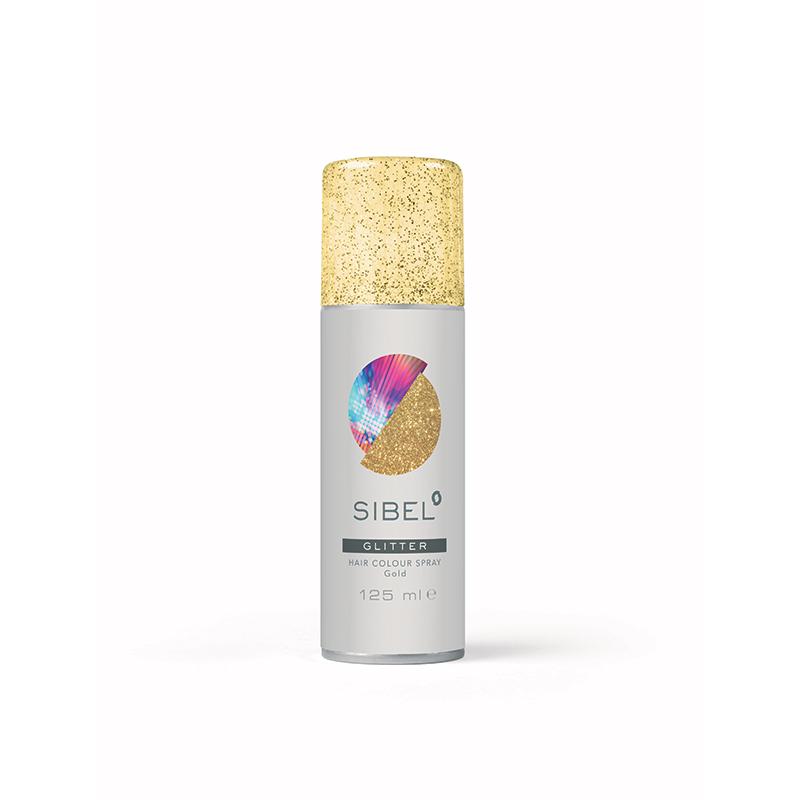 Lacca Colorata Glitter Oro 125ml