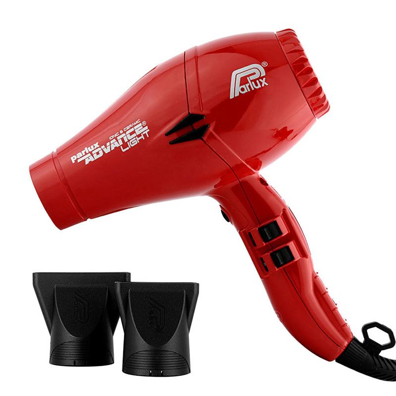Asciugacapelli Parlux Advance Light Rosso