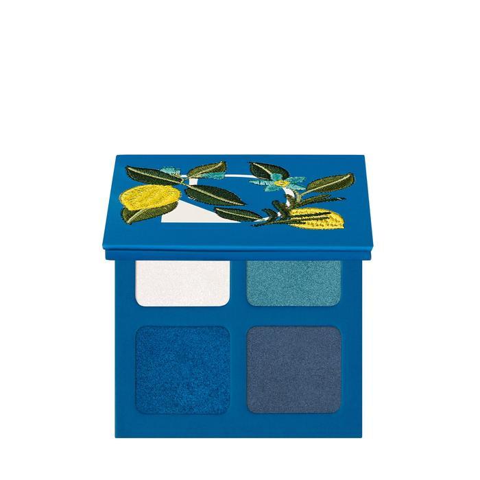 Diego Dalla Palma Nel Blu Dipinto Di Blu - Palette Ombretti