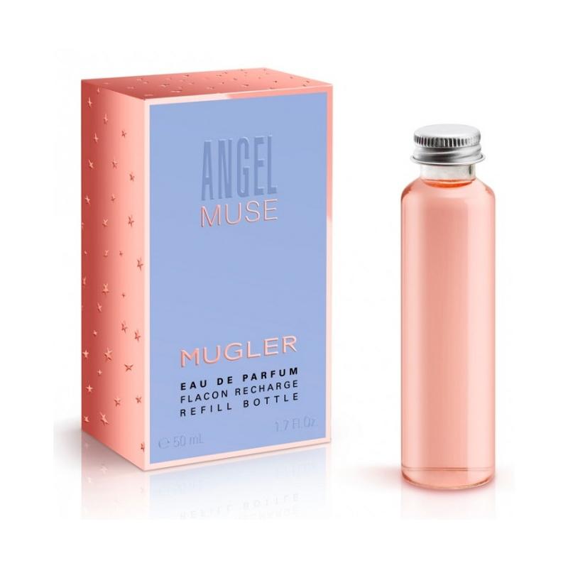 Angel Muse Mugler Eau De Parfum Ricarica 50ml