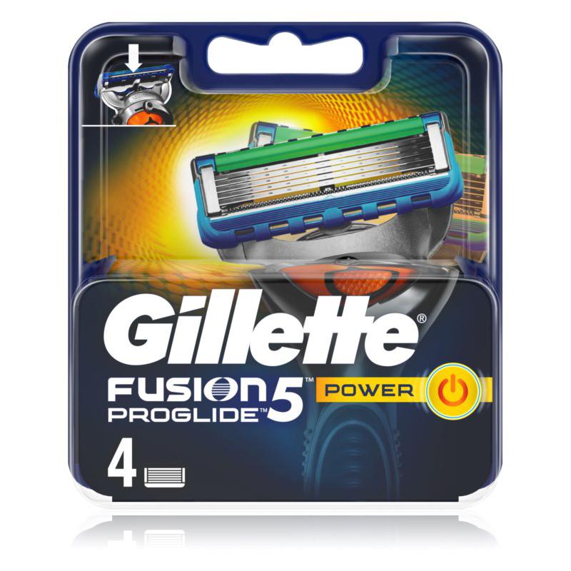 Gillette Fusion 5 Proglide x4 pezzi
