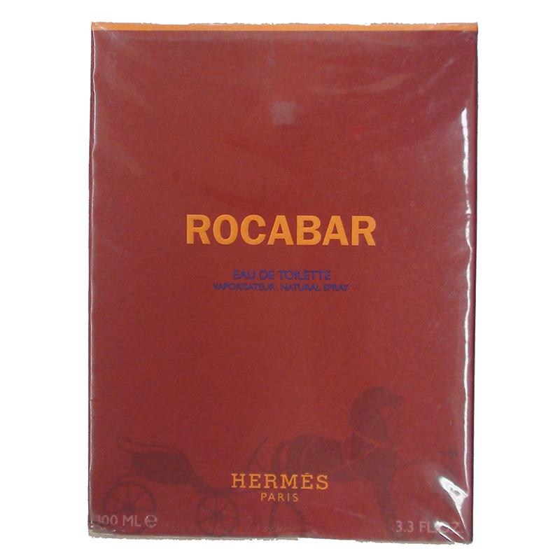 Hermes Rocabar Eau De Toilette 100ml