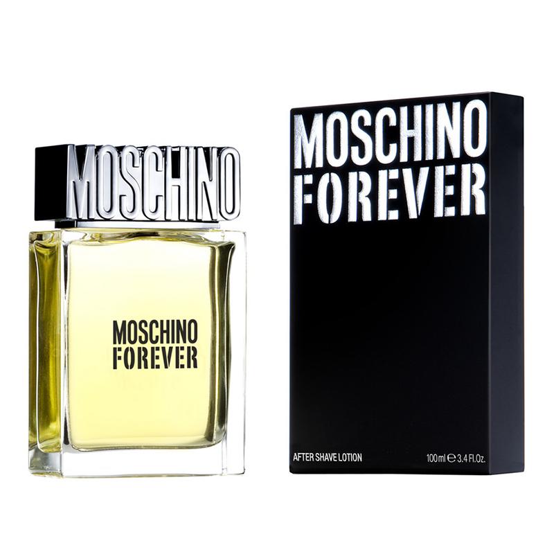 Moschino Forever For Men After Shave Lozione Dopobarba 100 Ml