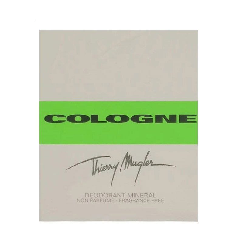 Thierry Mugler Cologne Deodorant Mineral