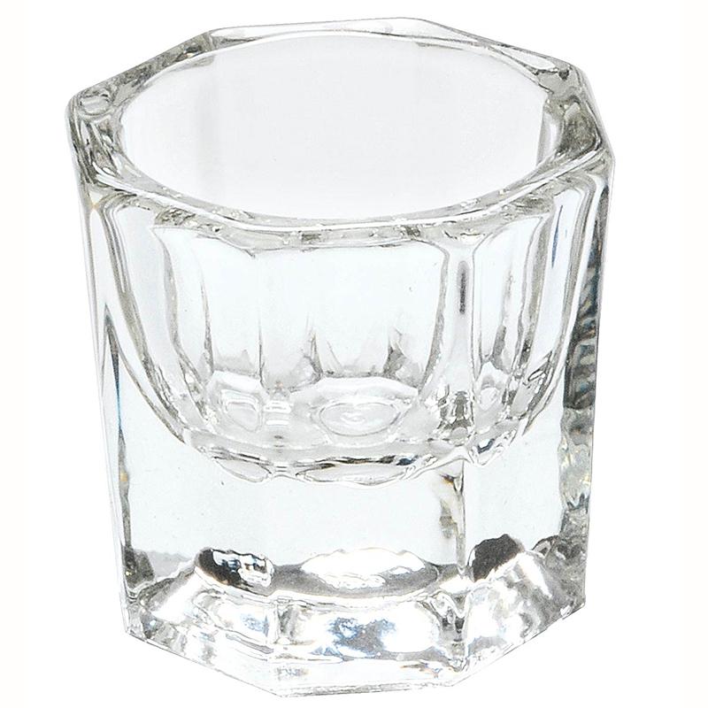 Bicchierino In Vetro Per Manicure