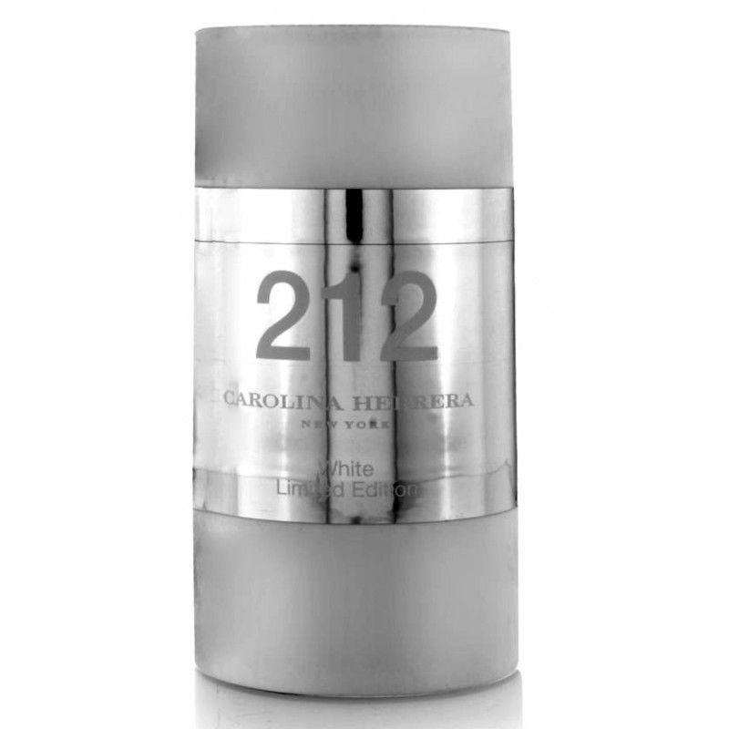 Carolina Herrera 212 New York White Limited Edition