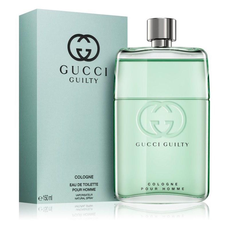 Gucci Guilty Cologne Pour Homme Eau de Toilette 150ml
