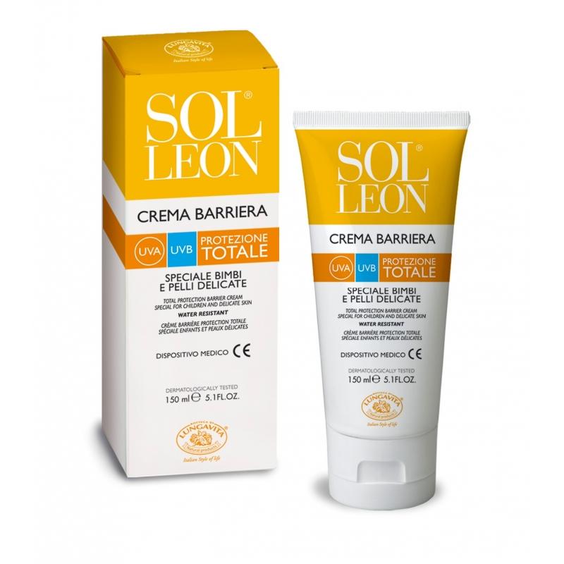 Bottega Di Lunga Vita Crema Protezione Solare TOTALE Per Bambini