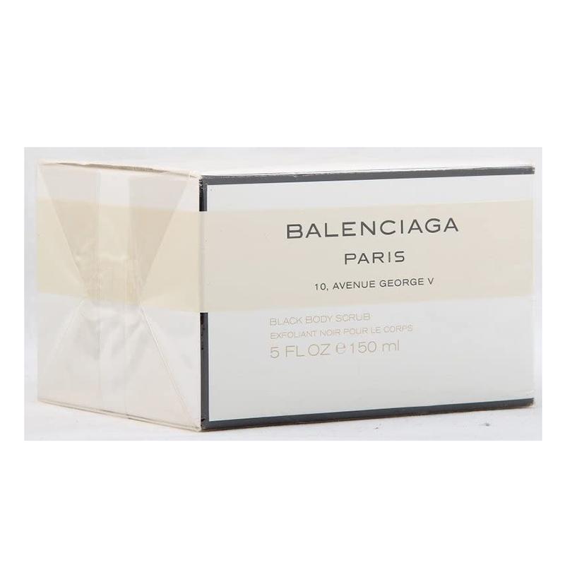 Balenciaga Scrub Corpo Nero 150ml